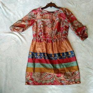Zara Basic Knee-length Dress